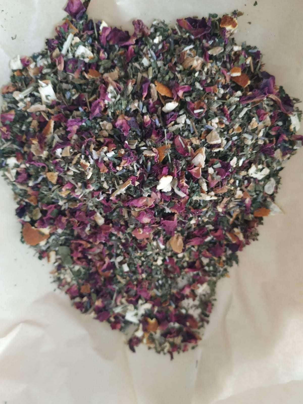 Organic V-STEAM herbs