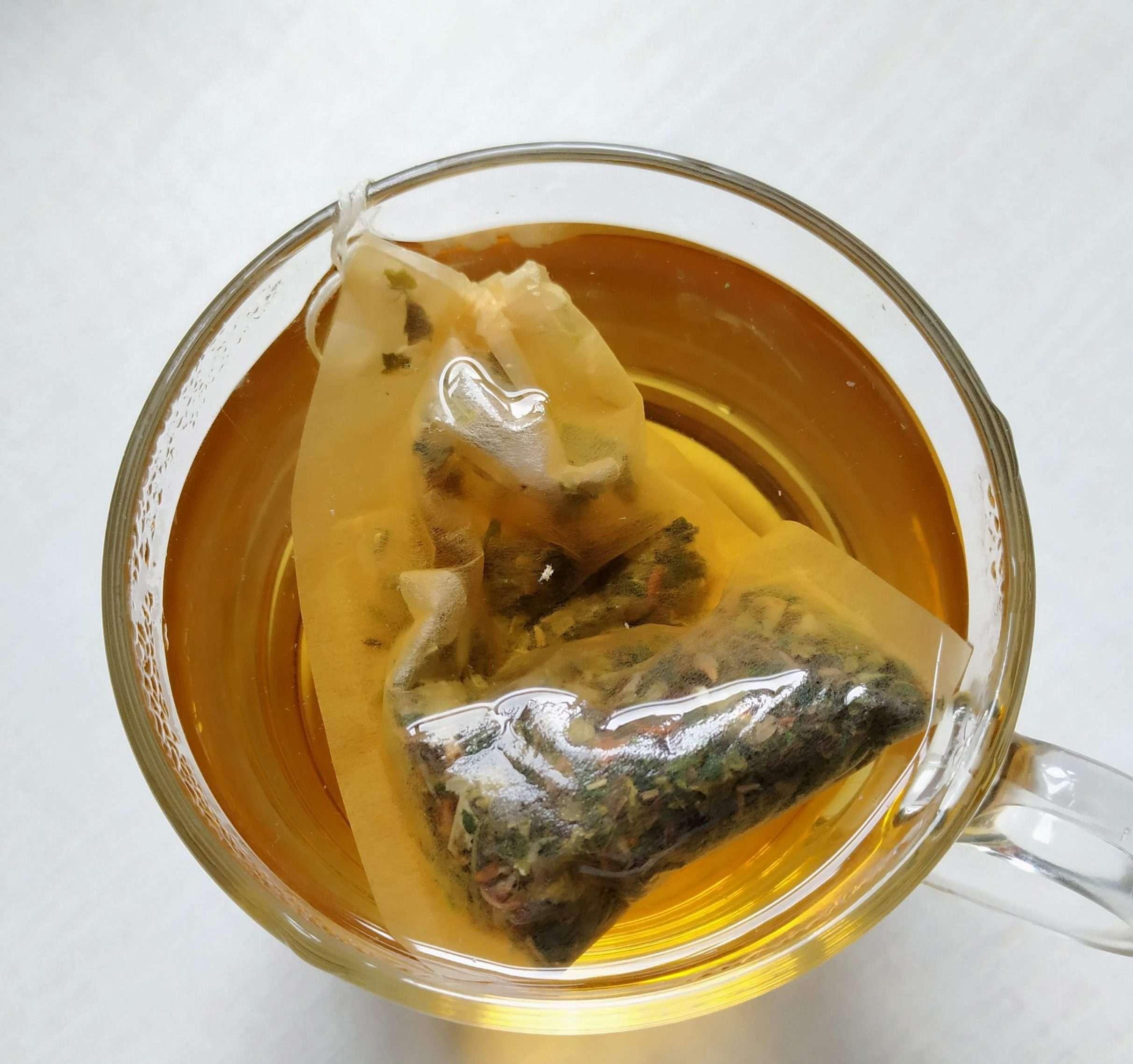 Cup of womb tea
