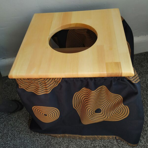 Yoni steam seat